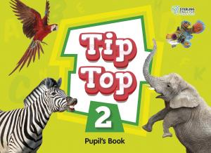Tip Top 2 Pupil's Book & ebook & Stickers