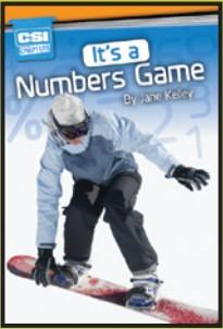 Non-fiction Graded Reader: It's a Numbers Game