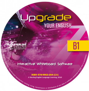 Upgrade Your English B1 Interactive Whiteboard Software