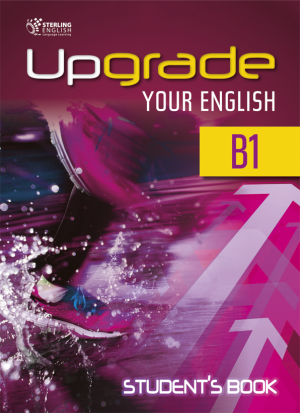 Upgrade Your English B1 Student's Book & e-book