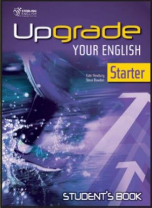 Upgrade Your English Starter Student's Book & e-book