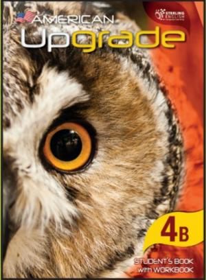 American Upgrade 4B Student's Book with Workbook