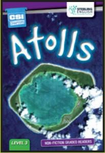 Non-fiction Graded Reader: Atolls